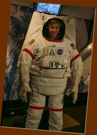 Brendan, The Astronaught
